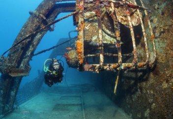 Крошечная структура поможет лучше слышать под водой