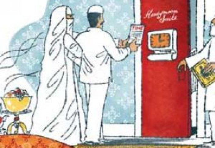 Временные браки оккупировали Саудовскую Аравию