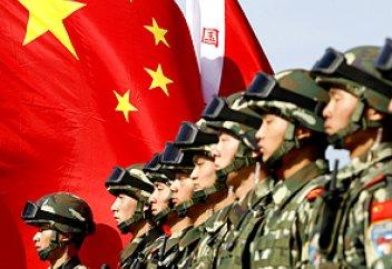 Китай вас достанет везде: в воздухе, на земле и в космосе