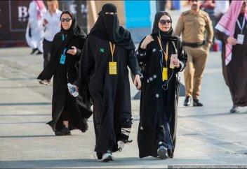 За один день более 1 тыс. саудовских женщин выехали за границу без опекунов