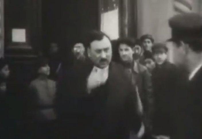 Ахмет Байтұрсыновтың бейнесі бар видео табылды (видео)