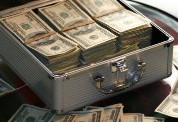 Әлем бойынша пара мөлшері жылына 2 трлн долларға жеткен