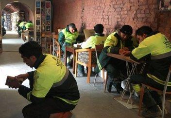 Уборщики из Анкары открыли необычную библиотеку (фото)