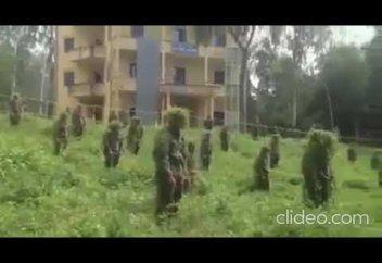 Маскировку вьетнамского спецназа показали на видео