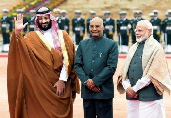 Визит кронпринца Саудовской Аравии в Индию усложнил отношения между странами