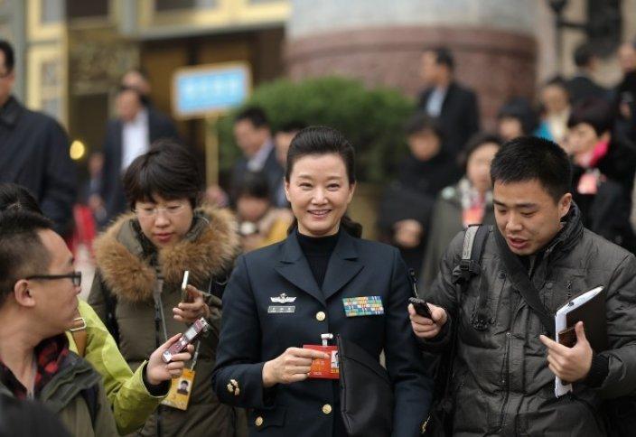 Әртүрлі: Қытайда 1 млн-ға жуық адам БАҚ-та қызмет етеді