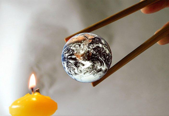 Земная система бьёт тревогу