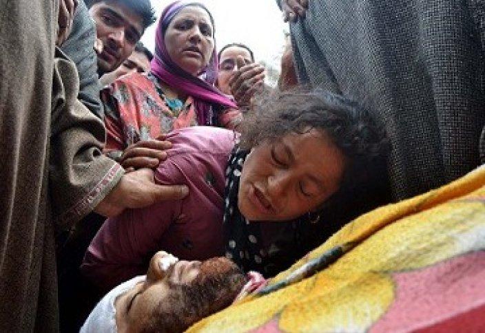 Отстрел мусульман в Кашмире