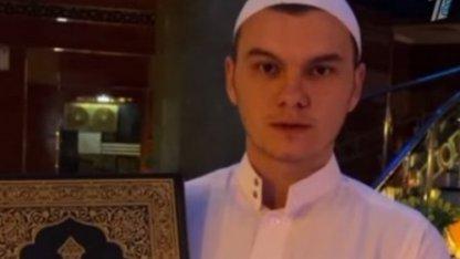 Шымкентте 21 жастағы орыс жігіті ислам дінін қабылдап, сүндетке отырды (фото)