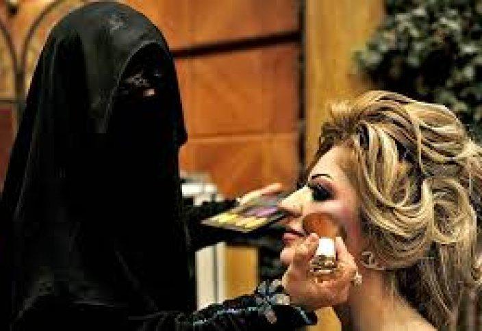 Саудовцы вплотную занялась своим здоровьем и красотой