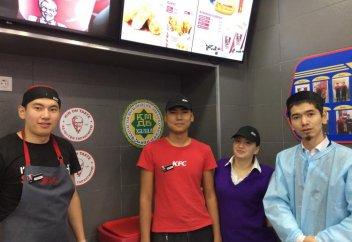 Қарағандыдағы KFC мекемелері ҚМДБ халал сертификатын алды (ФОТО)