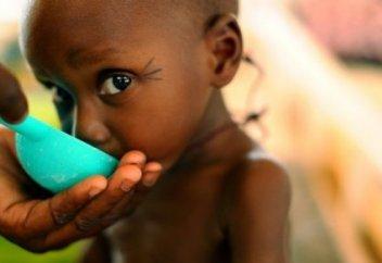 Биыл 1,4 миллион бала аштықтан өледі - ЮНИСЕФ