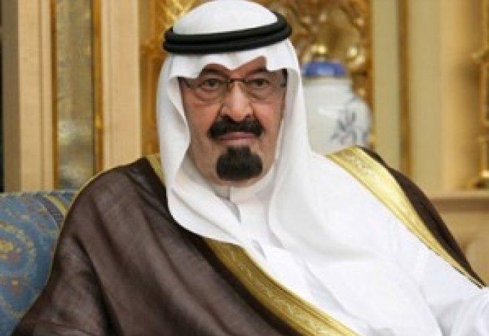 Сауд Арабиясының королі дүниеден өтті