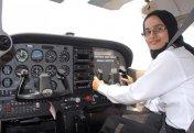 Летчица в хиджабе рассказала о сбывшихся мечтах (фото)