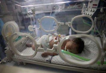 Женщина после смерти родила ребенка в гробу — настоящее чудо! (видео)