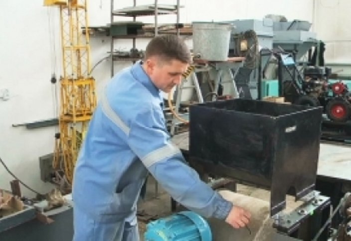 Ел жаңалықтары: Өскемендік ғалым мұз оятын машина ойлап тапты (видео)