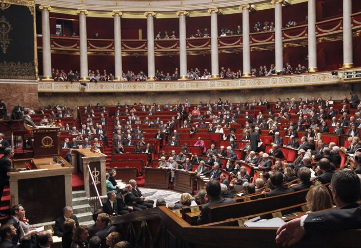 Француз парламенті Палестинаның тәуелсіздігін мойындады