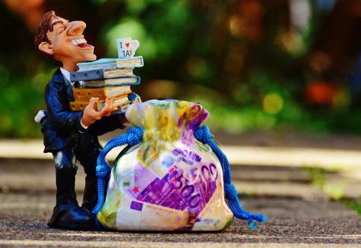 Вместо подоходного налога – налог на потребление