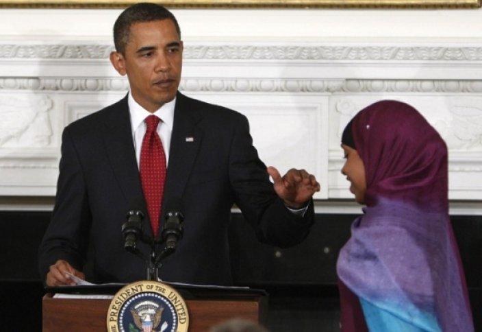 Встреча Барака Обамы с мусульманскими лидерами