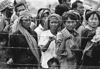 Геноцид мусульман, устроенный красными кхмерами в Камбодже
