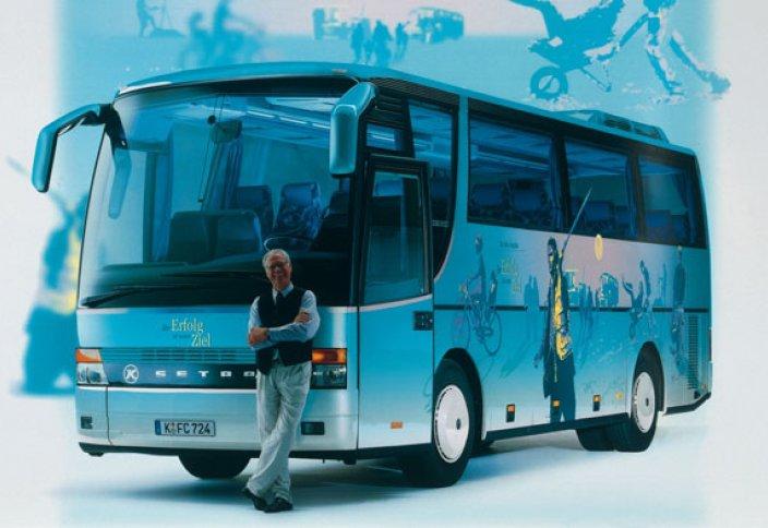Алматыда автобустарды шетелдіктер жүргізетін болады