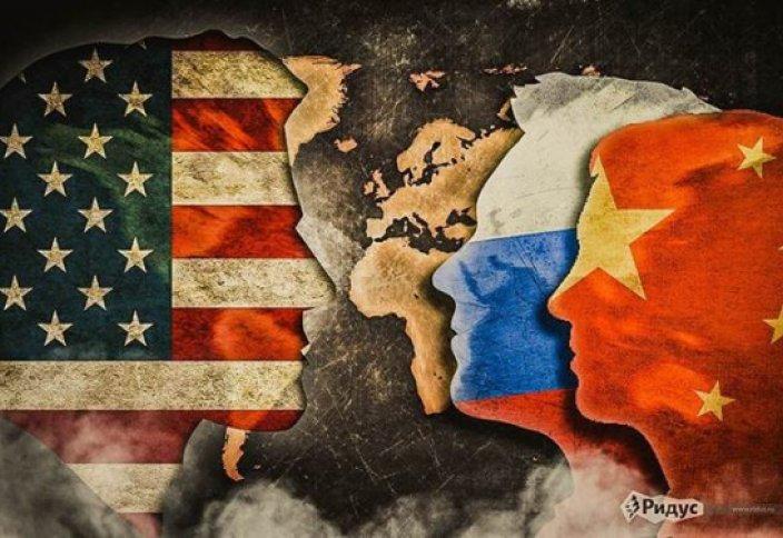 Война россия против сша