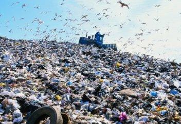 Қазақстанда жиналып қалған қоқыс қанша млн тоннаны құрайды
