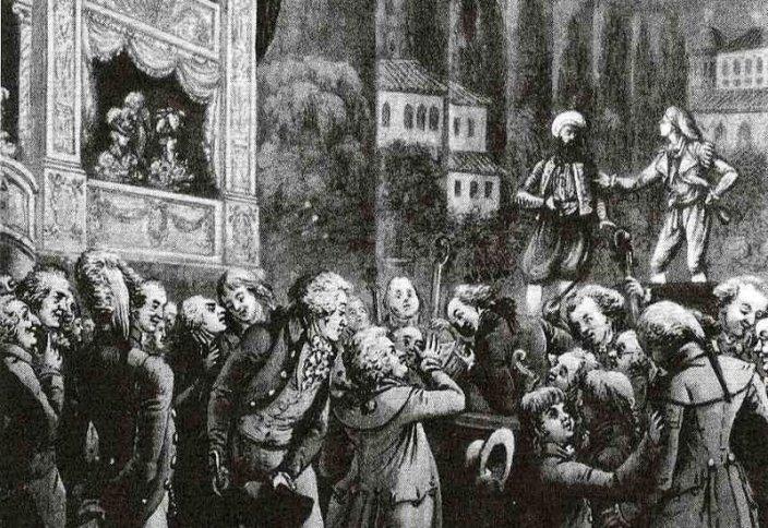 Как османский султан добивался отмены французских театральных пьес, порочащих ислам