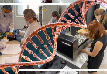 Зачем ученые НУ собирают базу ДНК казахстанцев