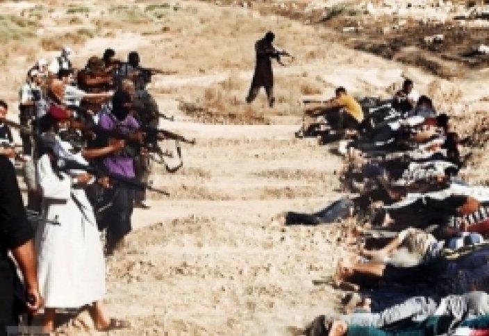 ИСИМ содырлары 50 адамды атып тастады