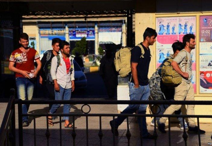 Ираннан гастрабайтерлер кетіп жатыр