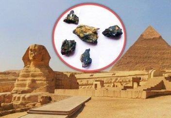 Ученые поражены особенностью найденного в Египте метеорита
