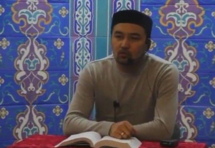 Теолог Серікжан Еншібайұлы: Нығметтің қадірін білу