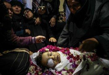 Разное: Израильтяне в 2018 году убили 50 детей палестинцев