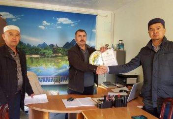 Маңғыстау облысының төрт кәсіпорны «Халал» сертификатына ие болды (ФОТО)