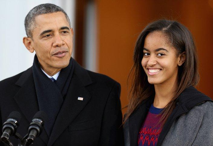 70 овец, 50 коров и 30 коз за руку дочери Обамы