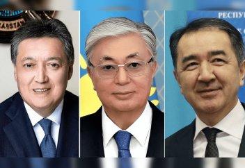 Телефонные разговоры президента Казахстана Токаева, премьера Мамина и акима Алматы Сагинтаева прослушивались