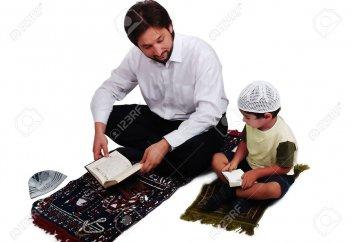 Воспитание детей согласно Сунне Пророка
