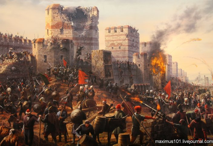 Берке хан Константинопольді неге қоршауға алған?