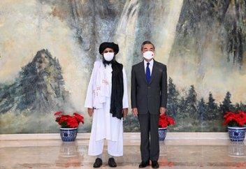Талибы дали обещание Китаю (ВИДЕО)