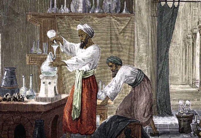 Исследования мусульманских химиков, заложившие основы технического прогресса