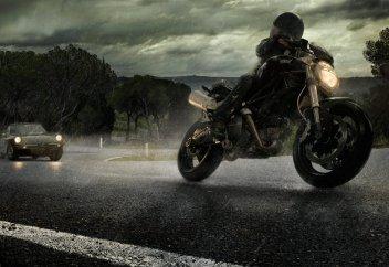 Мотоциклді пайдалануға немесе оның қозғалысына тыйым салынды. Бір ғана себептен...