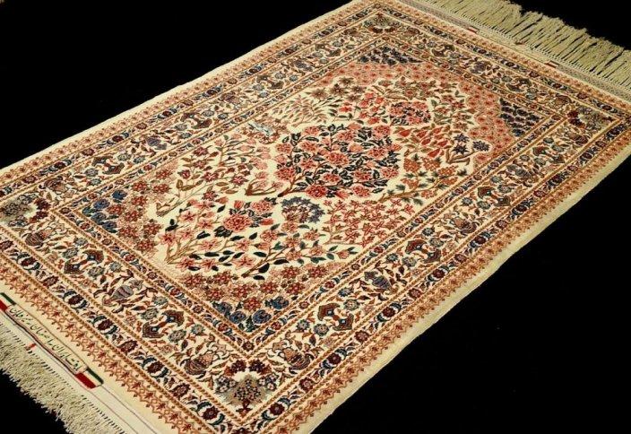 Ковровая империя Сейрафияна и лучшие в мире персидские ковры