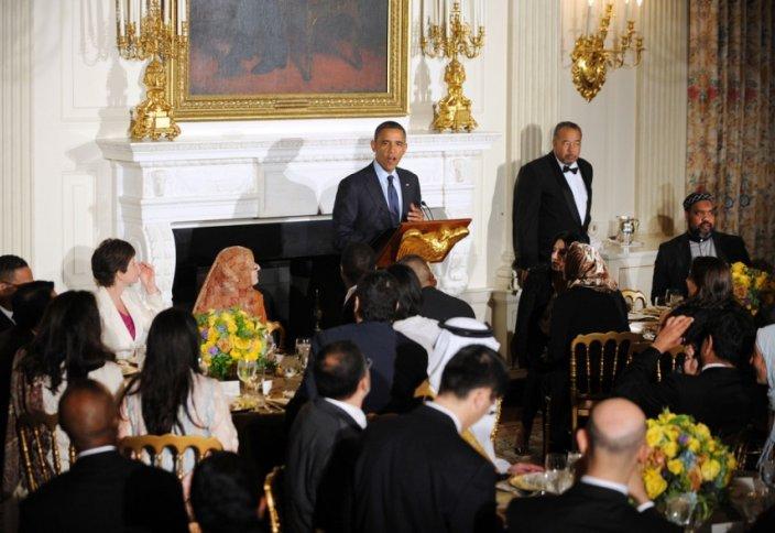 Речь Обамы на торжественном ифтаре в Белом доме