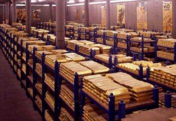Түркия АҚШ-тағы алтын қорын елге тасып жатыр