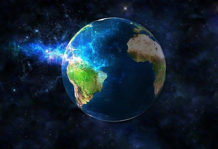 Направление вращения земли
