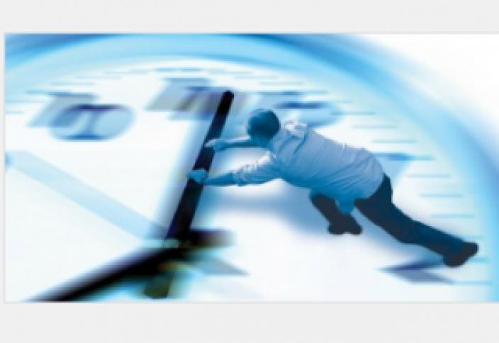 Почему время течет только вперед?