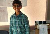 10 жастағы хафыз жасанды интеллект бойынша чемпионаттың жеңімпазы атанды (ФОТО+ВИДЕО)