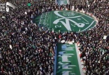 Исламофобия: Йемен дал грандиозный ответ Макрону (ВИДЕО)