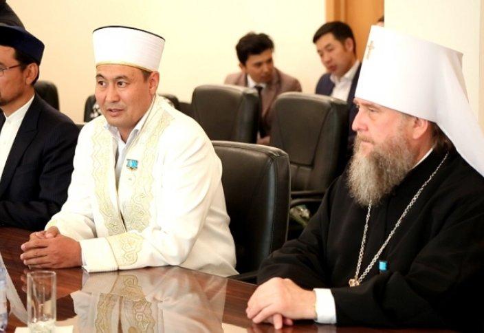 Межконфессиональный диалог в Казахстане